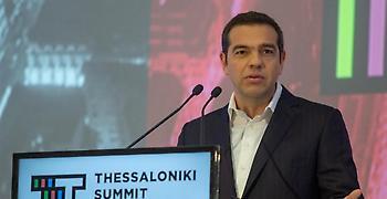 Tσίπρας: «Οι Κασσάνδρες διαψεύστηκαν– Διεθνές πρότυπο η συμφωνία των Πρεσπών»