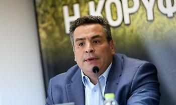 Δημάτος: «Δεν γίνεται να στέκει και η απόφαση για τον Ολυμπιακό και η απόφαση για την ΑΕΚ»