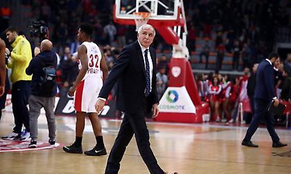 Ομπράντοβιτς: «Ήταν ένα παιχνίδι που κρίθηκε στην τελευταία κατοχή»