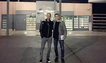Ο Γκουαρντιόλα επισκέφθηκε τον φυλακισμένο αρχηγό του κινήματος για ανεξαρτησία της Καταλονίας