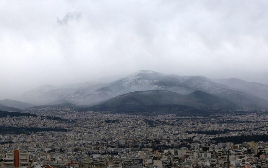 Νέο έκτακτο δελτίο επιδείνωσης του καιρού - Έρχονται χιόνια