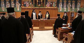 Επεισόδιο στην Ιεραρχία - Αποχώρησε ο Μεσσηνίας. Οι 3 προτάσεις Ιερωνύμου