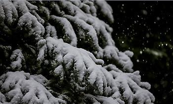 Μέχρι δυο μέτρα το ύψος του χιονιού στην Ελλάδα σε τρεις μέρες  (pics)