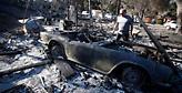 Καλιφόρνια: Αναζητούν αγνοούμενους στα χαλάσματα που άφησαν οι φλόγες