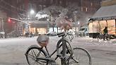 Εντυπωσιακές εικόνες: Ξαφνική χιονοθύελλα «έντυσε» στα λευκά τη Νέα Υόρκη
