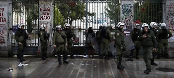 Πολυτεχνείο: Κλείνουν σταθμοί του μετρό και δρόμοι - Γεμίζει η Αθήνα με 5.000 αστυνομικούς
