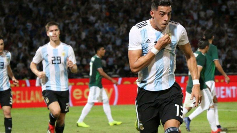 Νίκη της Αργεντινής σε φιλικό με το Μεξικό (video)