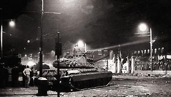 17 Νοεμβρίου Πολυτεχνείο: 45 χρόνια από την εξέγερση