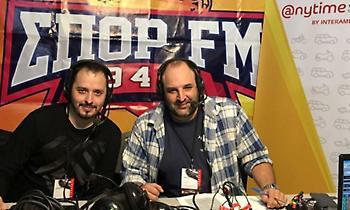 Η εκπομπή του ΣΠΟΡ FM 94,6 από την «Αυτοκίνηση»