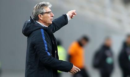 Αναστασιάδης: «Να δείξουμε στον κόσμο ότι αξίζει να έρθει στο γήπεδο»