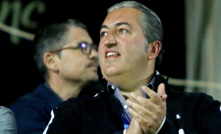 Είδε «Giannis» ο μεγαλομέτοχος του ΟΦΗ (pic)