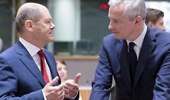 Η πρόταση Βερολίνου-Παρισιού για κοινό προϋπολογισμό αφορά άμεσα την Αθήνα