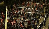 Ανοιχτοί όλοι οι δρόμοι στο κέντρο της Αθήνας - Κλειστή μόνο η Πατησίων