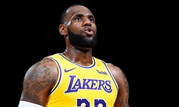 ΕΚΠΛΗΚΤΙΚΟ βίντεο του NBA με ΛεΜπρόν-Τσέιμπερλεϊν!