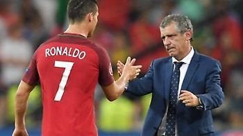 Σάντος: «Μακάρι να υπάρξει δικαιοσύνη και να κατακτήσει τη Χρυσή Μπάλα ο Ρονάλντο»
