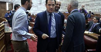 Γεωργιάδης: Τραμπ - Σολτς επαινούν τον Τσίπρα γιατί κάνει τις δουλειές τους