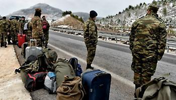Αν έχεις υπηρετήσει εκεί ξέρεις: Οι 10 χειρότερες μεταθέσεις που μπορούν να σου τύχουν στον στρατό