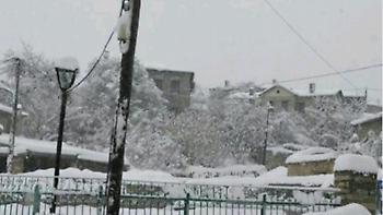 Πτολεμαϊδα: Ομάδα 30 ατόμων εγκλωβίστηκε σε καταφύγιο από τα χιόνια