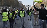 Κίνημα των «κίτρινων γιλέκων»: Πάνω από 400 οι τραυματίες