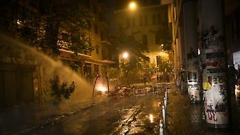 Ρουβίκωνας για τη σύλληψη και των τραυματισμό μελών του στο Πολυτεχνείο: Δεν μας κάμπτουν