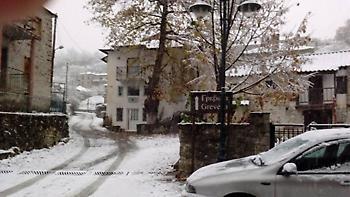 Κλειστά λόγω χιονιού τα σχολεία στα Γρεβενά και σε περιοχές της Κοζάνης