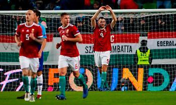 Η Ουγγαρία νίκησε την αδιάφορη Φινλανδία και έριξε τρίτη την Εθνική μας