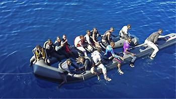 Πλεούμενο ναυάγησε ανοιχτά του Μαρόκου: Αγνοούνται 22 μετανάστες