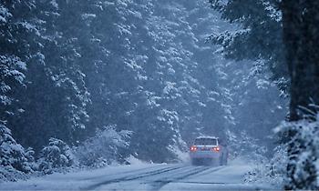 Εικόνες από τα Τρίκαλα - 50 πόντους έφτασε το χιόνι