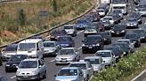 Μποτιλιάρισμα και ταλαιπωρία για τους οδηγούς στην Αθήνα