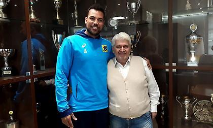 Ενισχύεται με Βραζιλιάνο προπονητή το ελληνικό beach volley