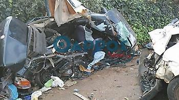 Ανείπωτη τραγωδία: Εξέπνευσε και ο τρίτος 15χρονος από το δυστύχημα στην Κυπαρισσία