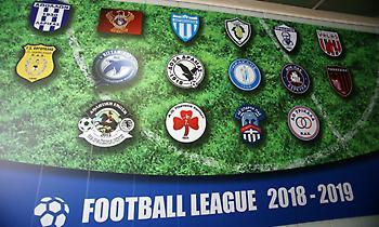 Κυριακή ο κύριος όγκος της 6ης αγωνιστικής της Football League