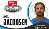 «Πράσινος» ο MVP της έκτης αγωνιστικής της Volley League