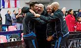 Νίκες σε δύο «μέτωπα» κυνηγά η Ελλάδα για τα προκριματικά του Ευρωπαϊκού Πρωταθλήματος πινγκ πονγκ