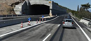 Θεσσαλονίκη: Κυκλοφοριακές ρυθμίσεις στη γέφυρα της Σταυρούπολης