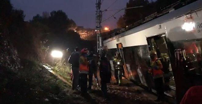 Βαρκελώνη: Ένας νεκρός και τουλάχιστον 5 τραυματίες από εκτροχιασμό τρένου