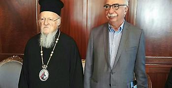 Γαβρόγλου: Η κυβέρνηση θα νομοθετήσει και για τη μισθοδοσία των Κληρικών