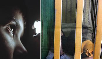 Παιδιά σε κλουβιά: Άτομα με αναπηρία ζουν στην «απόλυτη» φυλακή στα Λεχαινά (pics)