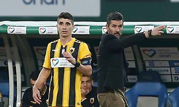 Τσακίρης: «Να βγάλουν αντίδραση οι παίκτες της ΑΕΚ»