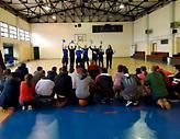 Επίσκεψη σε ειδικό σχολείο από την Εθνική Γυναικών