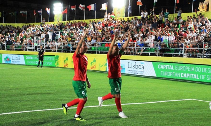 Στην Κρήτη το παγκόσμιο πρωτάθλημα μίνι ποδοσφαίρου!