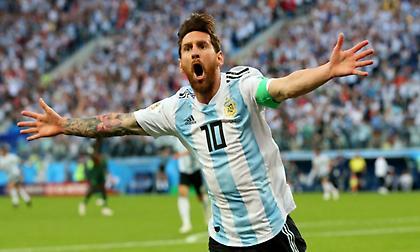 Πιθανή η επιστροφή του Μέσι στην Αργεντινή!