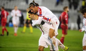Πρόκριση με… σούπερ Πρίγιοβιτς για τη Σερβία!