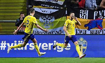 Ο Μπεργκ σφράγισε τον θρίαμβο της Σουηδίας!
