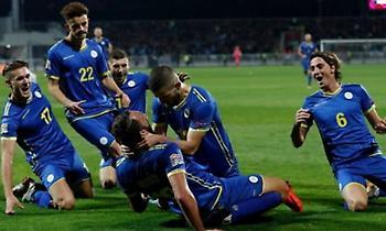 «Σκόρπισε» το Αζερμπαϊτζάν και πήρε την άνοδο το Κόσοβο!