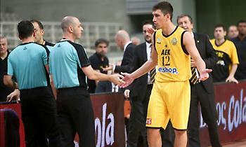 Λαρεντζάκης: «Παίξαμε όπως έπρεπε στο δεύτερο ημίχρονο»