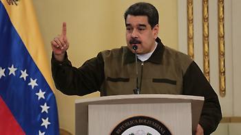 Μαδούρο: Όσοι με λένε δικτάτορα να πάνε στο δια@@@ο, είμαι μετριοπαθής
