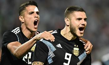«Καρφιά» Ικάρντι για την Αργεντινή: «Πριν δεν υπήρχε τόση φιλία και συναδελφικότητα»