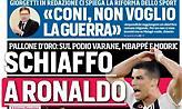 Σφοδρή επίθεση της «Corriere dello Sport» σε Φλορεντίνο Πέρεθ και «Χρυσή Μπάλα»