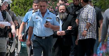 Καταδικάστηκε σε φυλάκιση τριών ετών ο Αρτέμης Σώρρας